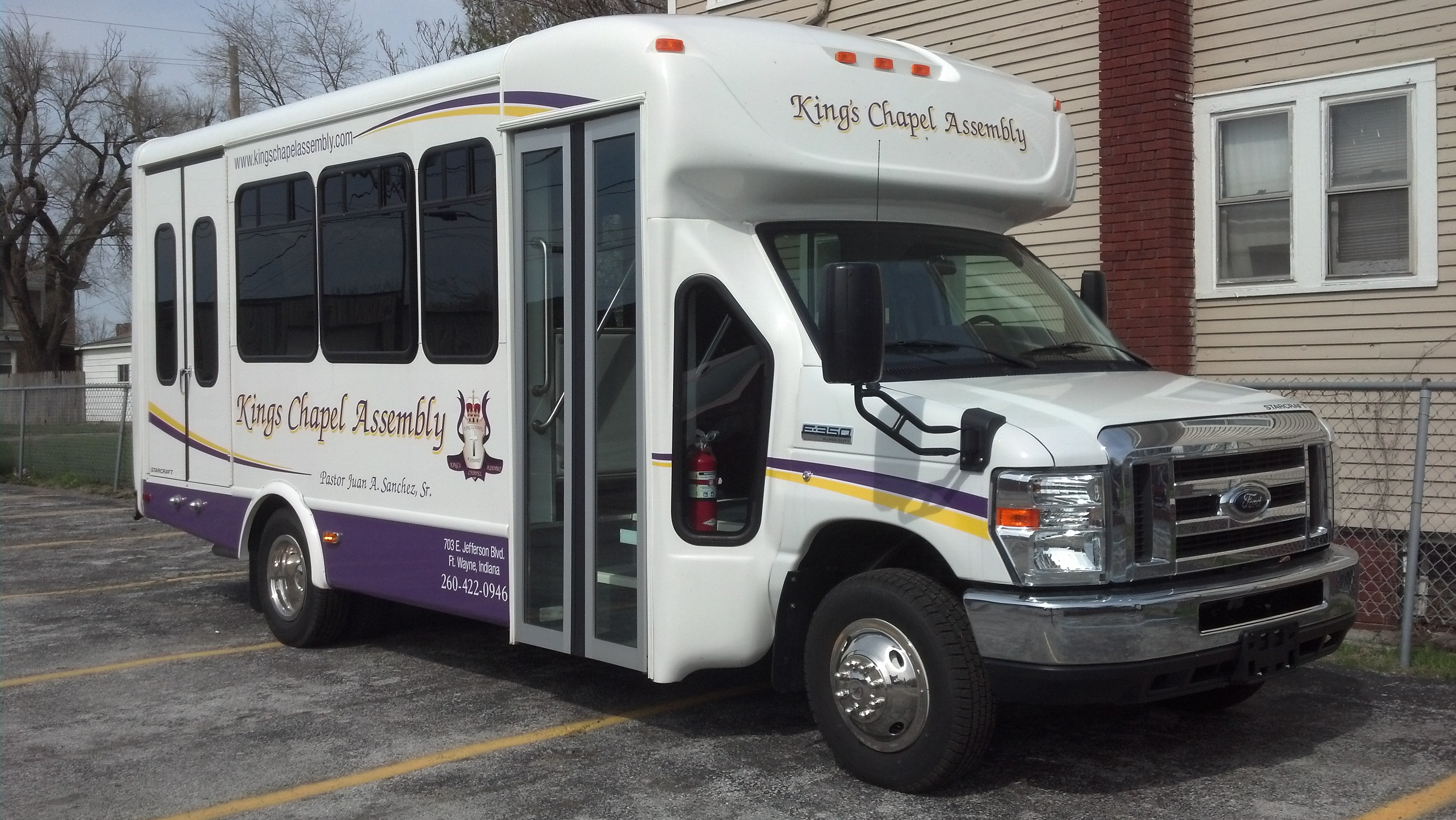 Transportation Ministry – Kings Chapel Assembly